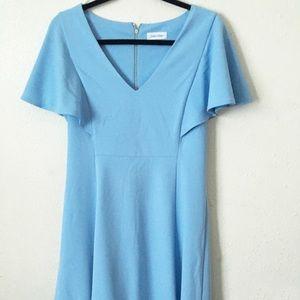 *Brand New* Calvin Klein light blue dress